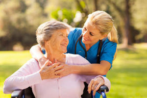 Overwhelmed with Eldercare